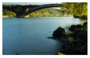 Gülser Brücke, Foto: Jack Muxfeld