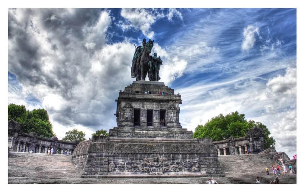 Kaiser-Wilhelm-Denkmal, Foto: Hermann-Josef Ammel
