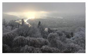 Winterimpression Humboldtruh Weitersburg, Foto: Melahat Gündogdu