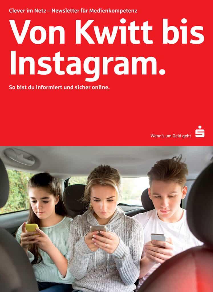 Von Kwitt bis Instagram - Seite 1