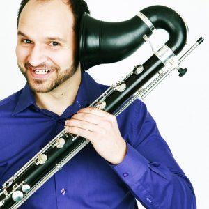 Kristof Dömötör, Saxophon und Klarinette