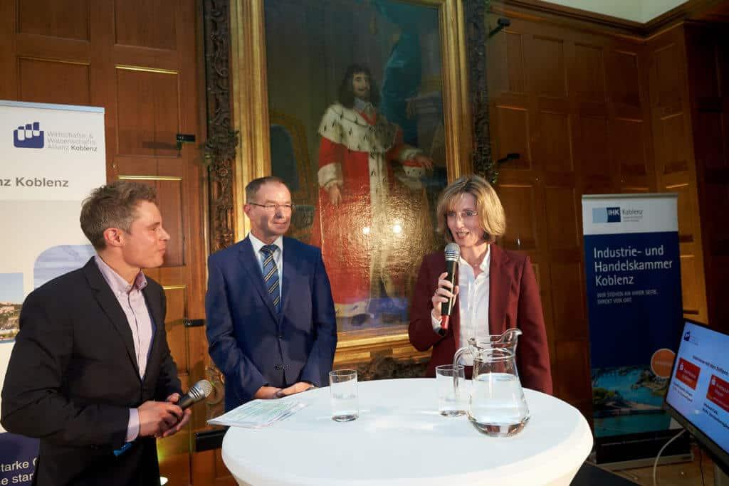 Koblenzer Hochschulpreis 2018: Gespräche mit den Preisträgern