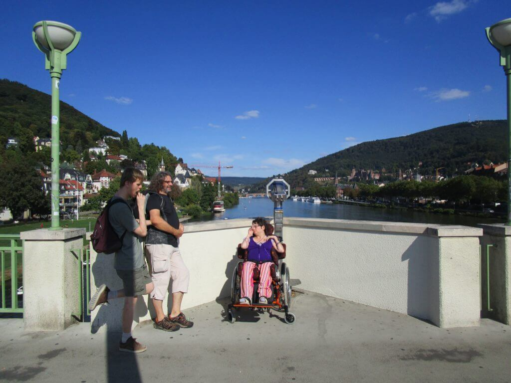 Förder- und Wohnstätten gGmbH in Kettig: Ferienfreizeit in Heidelberg