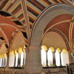 Romanischer Kreuzgang in der Abtei Sayn