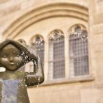 Brunnen Christuskirche | Maily Fernandez Weirbach