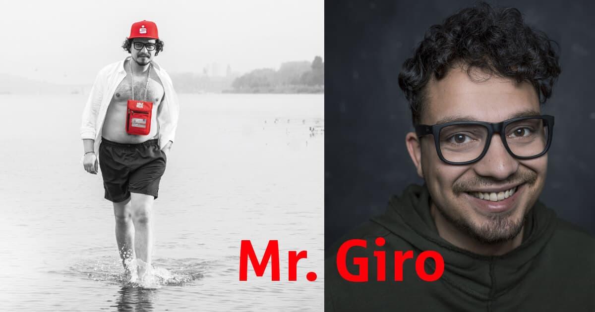 Mr Giro by Sparkasse Koblenz