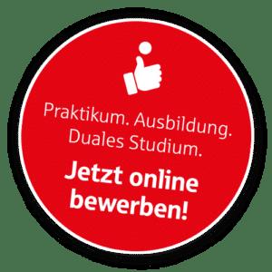 Ausbildung bei der Sparkasse: Jetzt online bewerben!