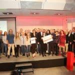 HeimatHelden-Preisverleihung 2019: Gruppenbild Film- und Theaterwerkstatt Mülheim-Kärlich e.V.