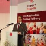 HeimatHelden-Preisverleihung 2019: Begrüßung durch Matthias Nester, Vorstandsvorsitzender Sparkasse Koblenz