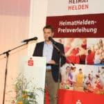 HeimatHelden-Preisverleihung 2019: Laudator Torsten Schmitz, Koblenze Schängel