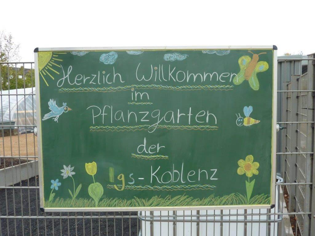 Einladung in den Schüler-Park der IGS Koblenz