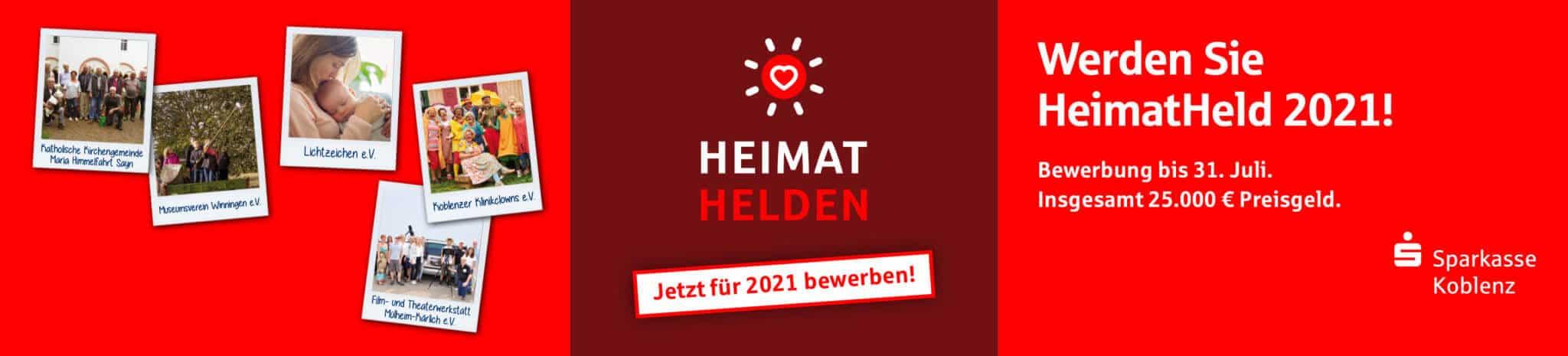 HeimatHelden Banner Bewerbung 2021