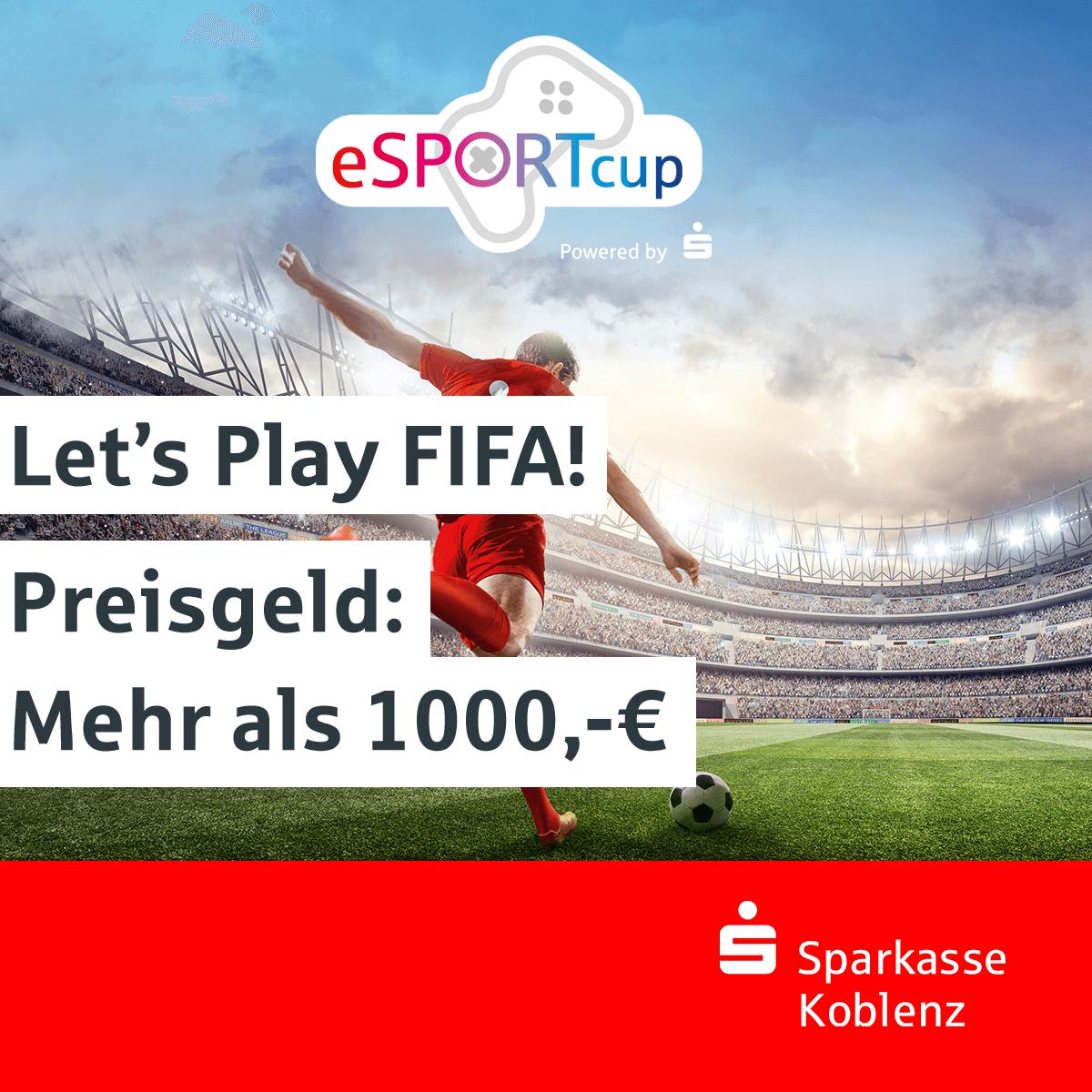 eSport-Cup der Sparkasse Koblenz