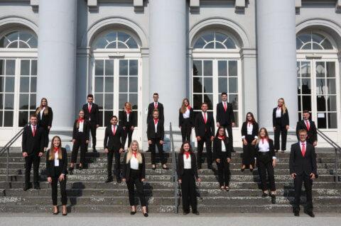 Sparkasse Koblenz: Azubi-Jahrgang 2020