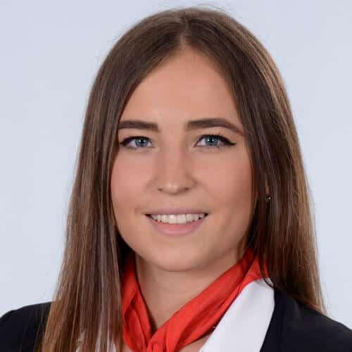 Valeria Trusch, Sparkasse Koblenz