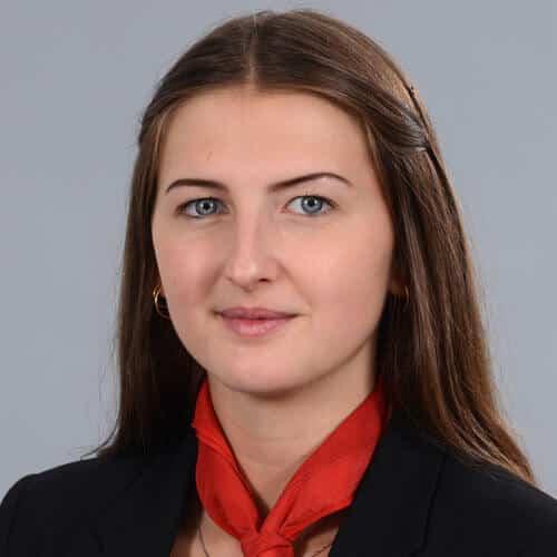 Stefanie Volk, Sparkasse Koblenz